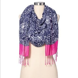 Lily Pulitzer Womens upstream scarf.